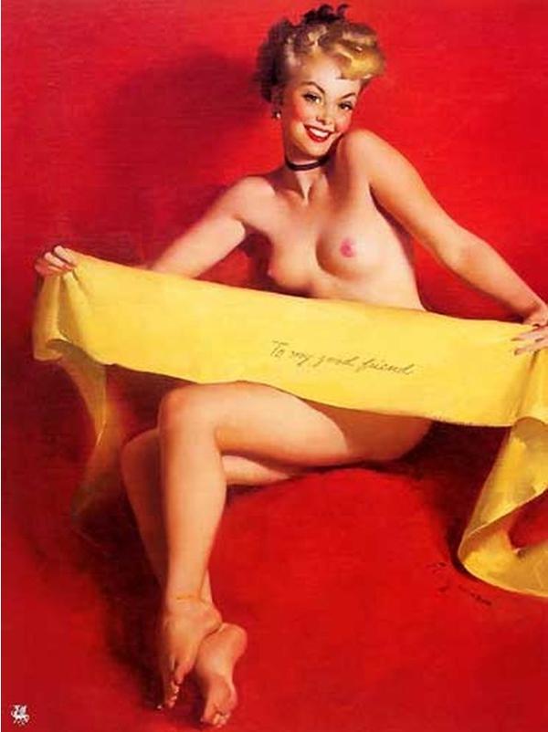 Стиле в эротические пятидесятых америки фото